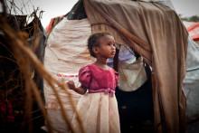 Somalia vittnar om våld, flykt och matbrist