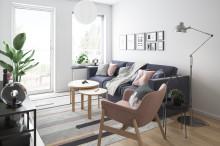 Efter vårens succé - BoKlok tillbaka i Gävle