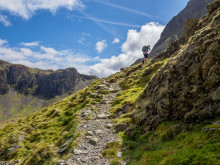 LAKE DISTRICT PROVES TOP CHOICE FOR RAMBLERS