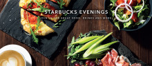 Starbucks Evenings, now in Norway