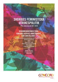 En feministisk utrikespolitik i FN:s säkerhetsråd