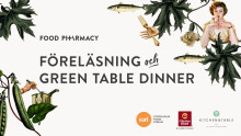 EAT FOR ALL - Food Pharmacy + Green Table Dinner