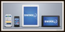 Swinx på ännu en plattform, premiär vid mässan i Malmö!