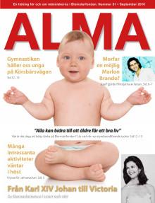 Alma - Blomsterfondens medlemstidning nr 31