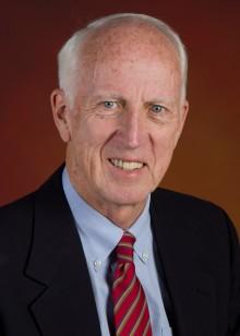 David Costill hedersdoktor vid GIH