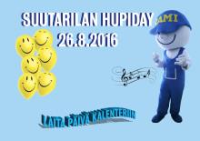 Tervetuloa Suutarilan Hupipäivään pe. 26.8.