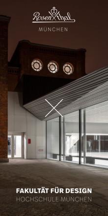 Rosenthal Einladung Munich Creative Business Week 2020