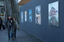 Møter Munch på Oslo Lufthavn