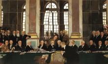 Föreläsning 25/9: Versaillesfreden 100 år