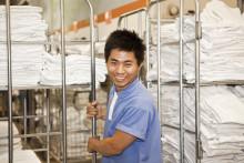 Textilia fortsätter leverera textilservice till Örebro läns landsting