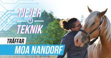 Tjejer och Teknik: Moa Nandorf
