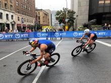 Enda en andreplass for Kristian Blummenfelt i verdensserien i triatlon