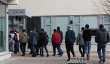 Högskolan slog upp portarna för flyktingar