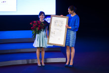 Focus on picturebooks as Isol received the Astrid Lindgren Memorial Award
