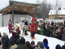 90 resenärer åker Inlandsbanan till Jokkmokks marknad