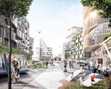 Sex byggherrar utvalda att utveckla Landvetter Södra