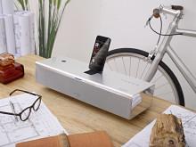 Loewe Bluetooth høyttalerdock med god, harmonisk lyd