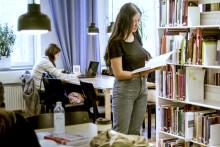 Biblioteket mer än bara boklån