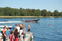 Skärgårdsfestivalen på Djurönäset 14 juli 2012