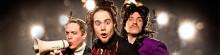 Musikteatergruppen Sirqus Alfon till Speak No Evil #5 29/6