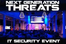 It-säkerhetseventet Next Generation Threats lyfter övervakningsdebatten till nya nivåer den 24 september