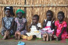 6 millioner kr. til sydsudanesiske flygtninge i Sudan