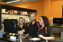 Caparol Färg öppnar ännu en färgbutik