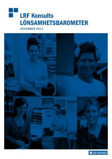LRF Konsults Lönsamhetsbarometer - december 2017