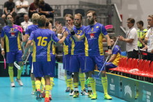 Sverige rivstartade The World Games med historisk seger
