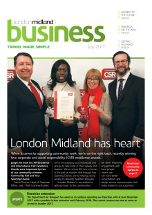 London Midland Business July 2017