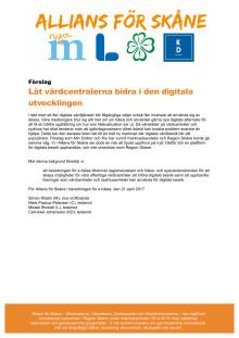 Förslag digital plattform