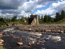 Länsstyrelsen vill skydda naturvärden vid det raserade kraftverket i Hästberga