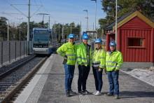 Ekebergbanen tilbake i normal drift