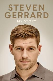Tidligere Liverpool-kaptein Steven Gerrards selvbiografi snart i norsk utgave
