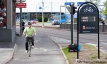 Fler och fler cyklister räknas
