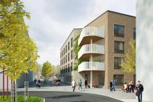 Wästbygg bygger äldreboende i Helsingborg