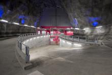 ÅF designs technical installations for award-winning giant underground parking garage