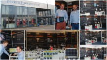 Digital Yacht build new customer  experience at Dekker Watersport's Amsterdam superstore