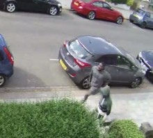 UPDATED: Appeal after woman walking with kids and pet dog violently robbed