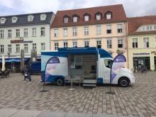 Beratungsmobil der Unabhängigen Patientenberatung kommt am 26. Oktober nach Neuruppin.