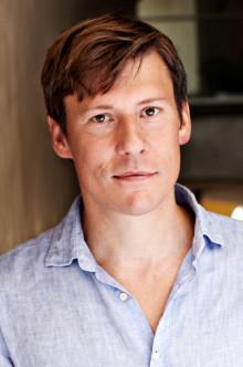 Andreas Norman till Bokens Dag i Lindesberg
