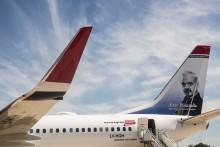 Astor, el primer avión de Norwegian Air Argentina, regresó hoy al país tripulado por su CEO local