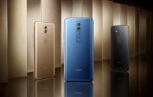 AI, fyra kameror och symmetrisk design: Huawei lanserar Mate 20 Lite