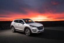 Ny Hyundai Tucson med elektrifisert drivlinje