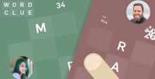 Itatakes spel WordClue bjuder på utmaning