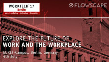 Meet Flowscape at Worktech Berlin 2017!
