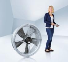 EC-fläktar för effektiv kylning av transformatorer