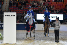 Gothenburg Horse Show startar med massor av spännande hoppning