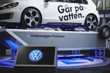 Volkswagen gör tvärtom - släpper bilsläp för båtar