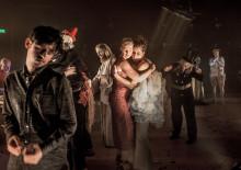 Trippelpremiär med extra allt på Folkteatern 14 mars